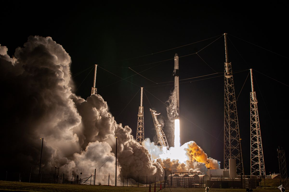 Launch ISS